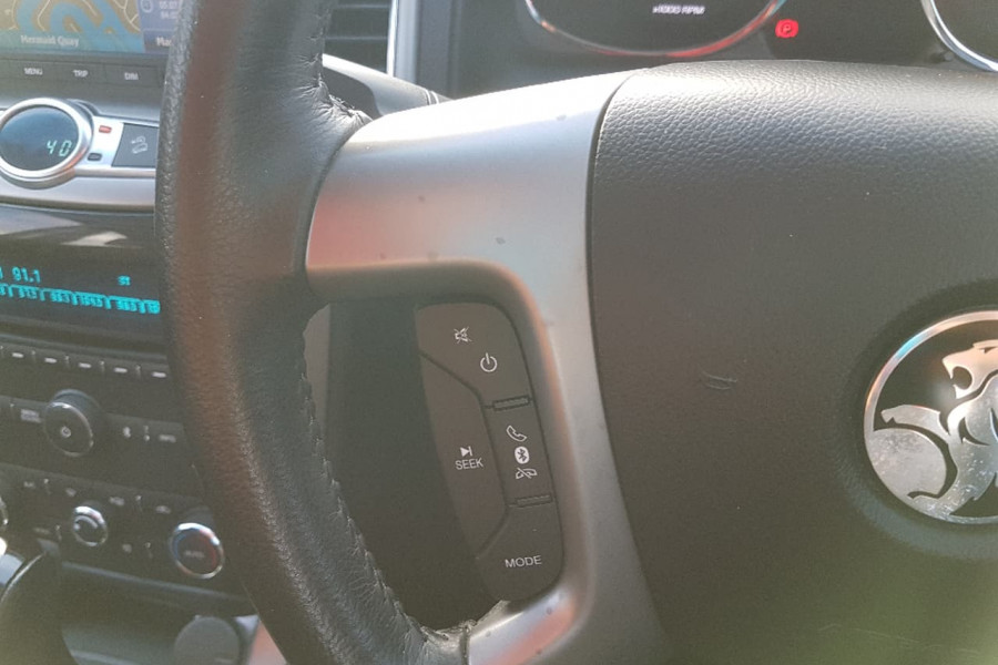 2013 MY12 Holden Captiva CG II Wagon