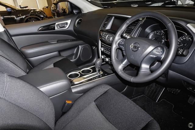 2019 Nissan Pathfinder R52 Series III MY19 ST+ Suv Image 5