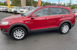 2015 Holden Captiva CG 7 Active Suv