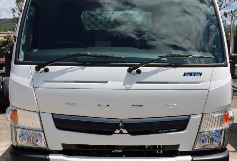 2017 Fuso Canter 515 City Cab Tray back