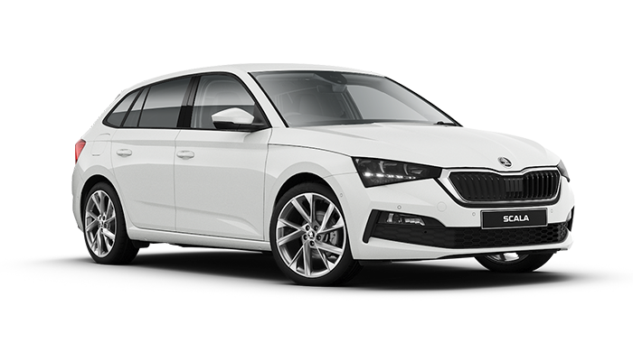 2020 MY20.5 Skoda Scala NW Ambition Hatch