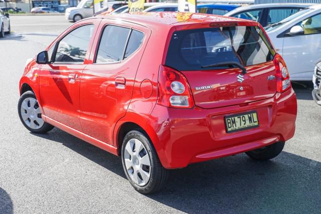2011 Suzuki Alto GF GL Hatchback Image 2