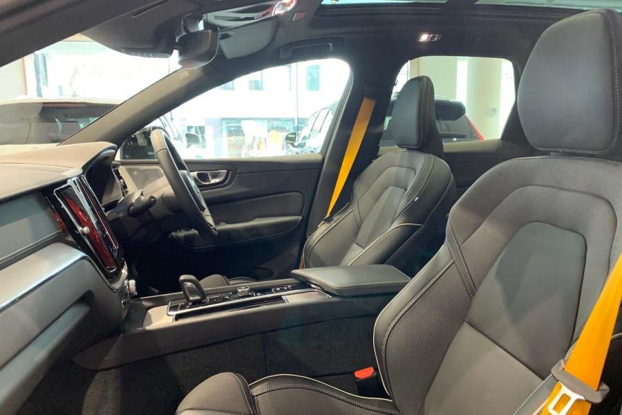 2021 Volvo XC60 UZ Recharge Suv Image 8