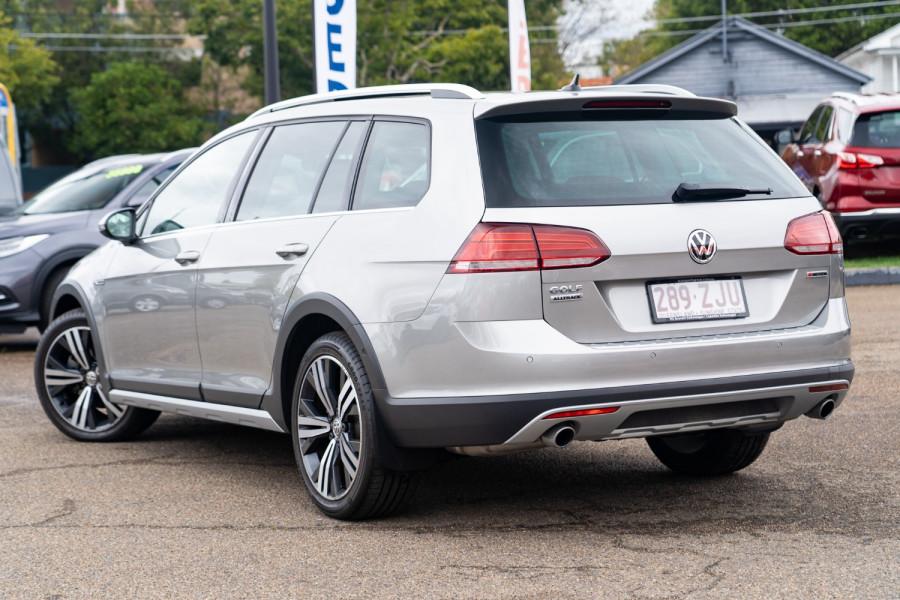 2019 MY19.5 Volkswagen Golf 7.5  Alltrack 132TSI Wagon