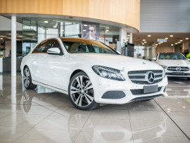 Mercedes-Benz C200 W205