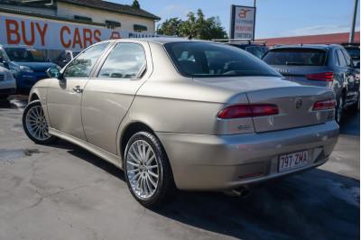 2004 Alfa Romeo 156 (No Series) MY04 JTS Selespeed Sedan Image 4