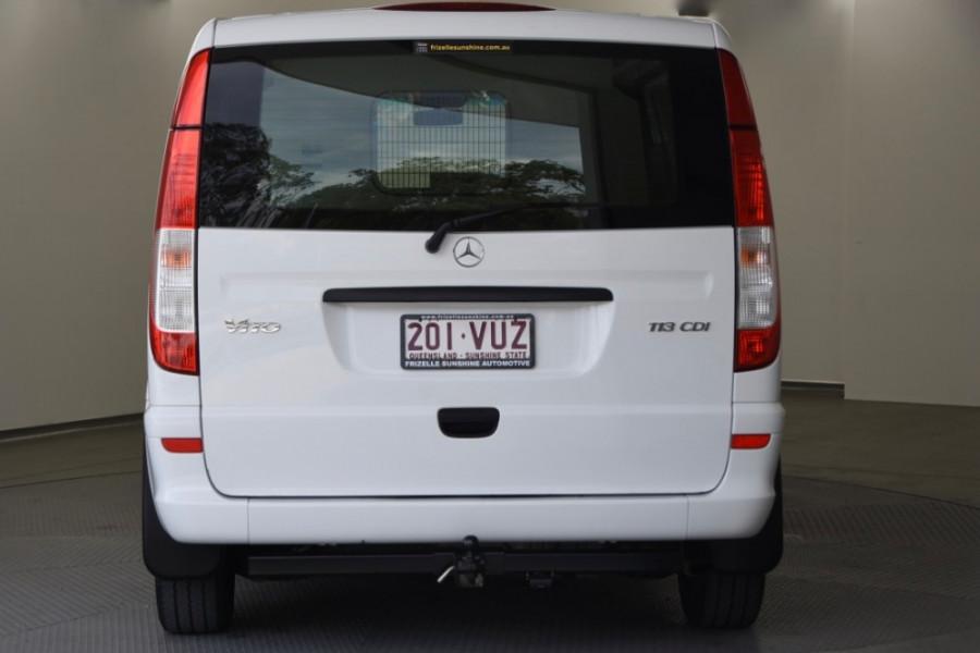 2013 Mercedes-Benz Vito 639 MY13 113CDI Van Image 3