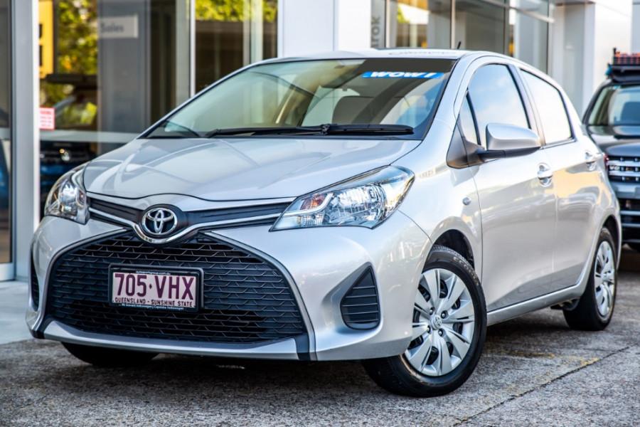 2014 Toyota Yaris Ascent