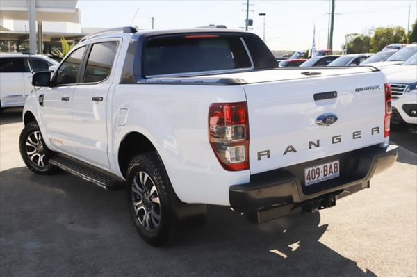 2016 Ford Ranger PX MkII Wildtrak Utility Image 4