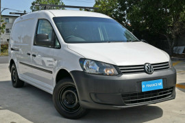 Volkswagen Caddy TDI250 BlueMOTION Maxi 2KN MY14