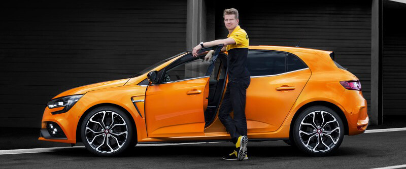 Megane Sport 40 Years of Motorsports Passion
