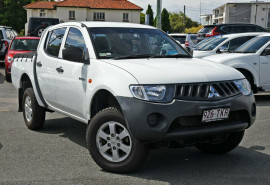 Mitsubishi Triton GLX Double Cab 4x2 ML MY08