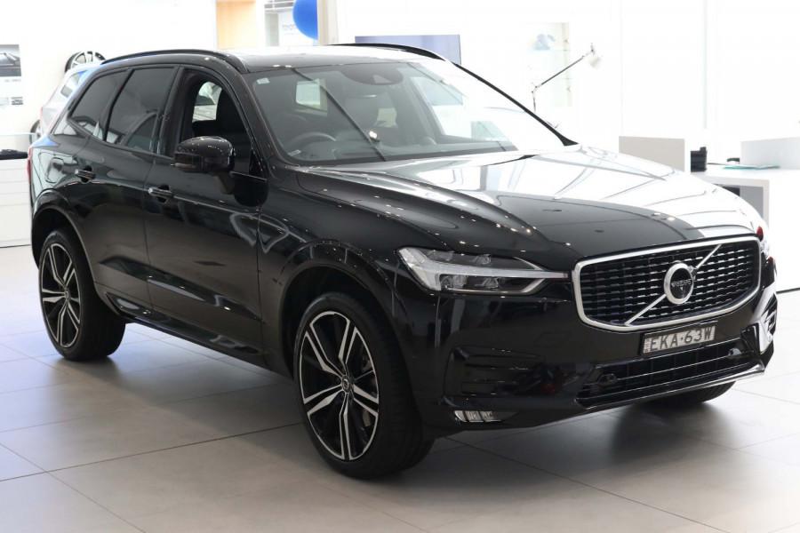 2020 Volvo XC60 UZ D5 R-Design Suv Image 1