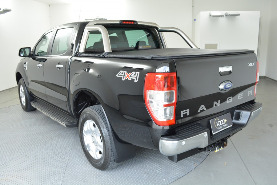 2017 Ford Ranger PX MkII XLT Dual cab Image 6