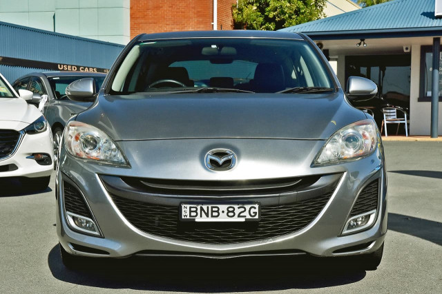 2009 Mazda 3 BL Series 1 SP25 Hatchback Image 3