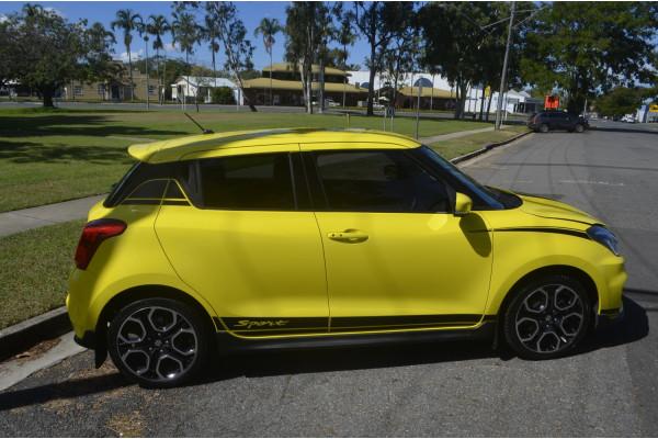 2018 Suzuki Swift AZ Hatchback Hatchback Image 3