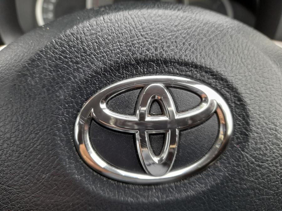 2016 Toyota Yaris NCP131R SX Hatchback Image 12