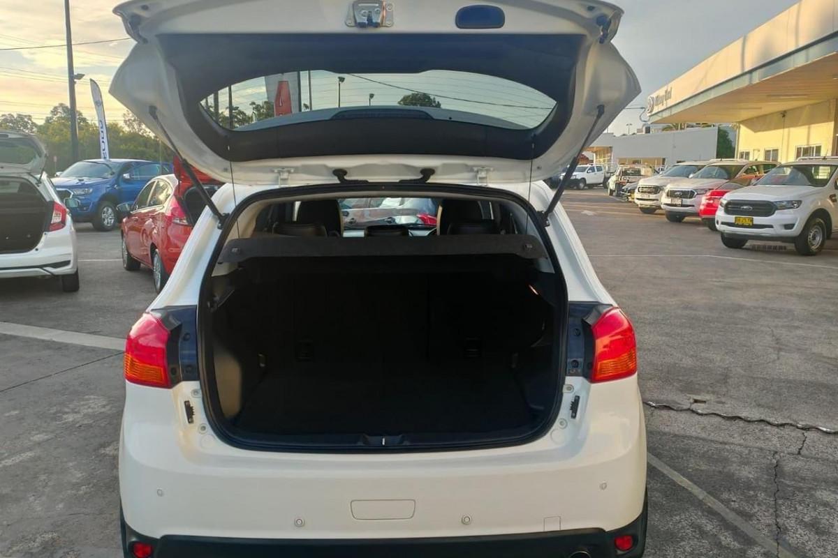 2013 Mitsubishi ASX XB  Aspire Suv