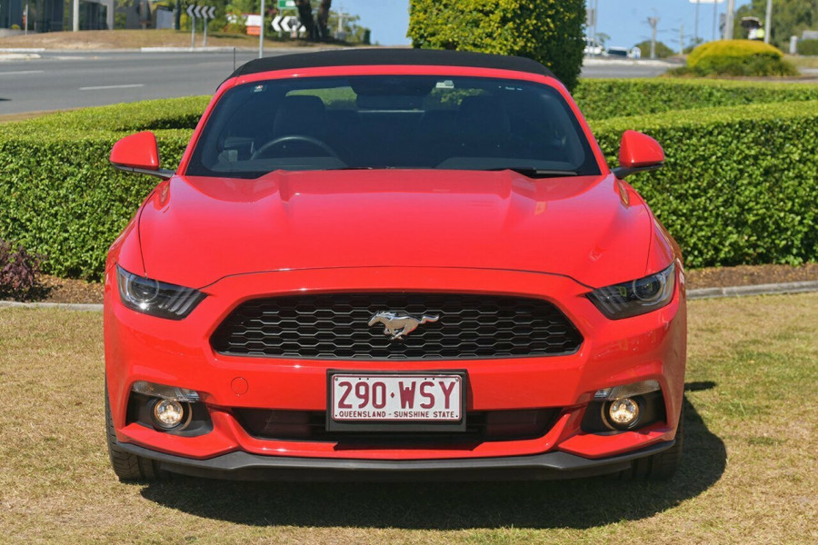 2016 Ford Mustang FM FM Convertible