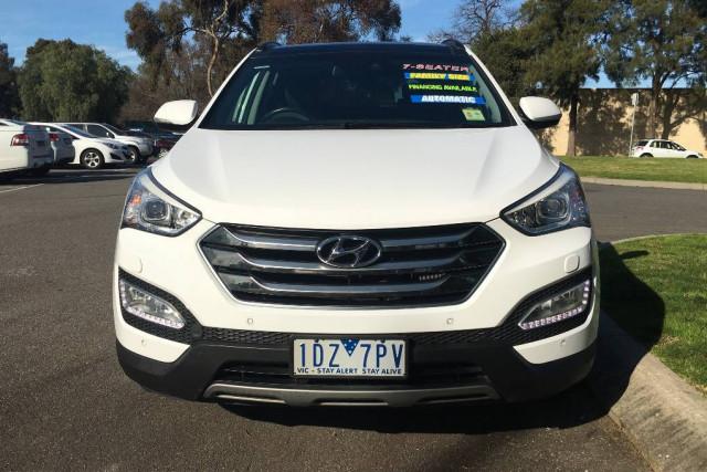 2014 Hyundai Santa Fe HIGHLANDER CRDI (4X4)