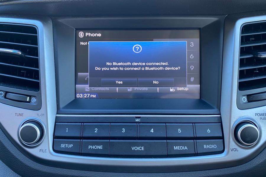 2015 Hyundai Tucson TL Active X Suv Image 13