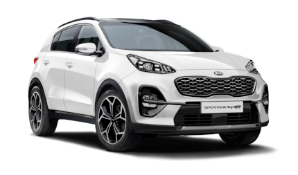Sportage GT-Line Diesel Automatic