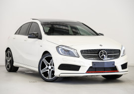Mercedes-Benz A250 5D