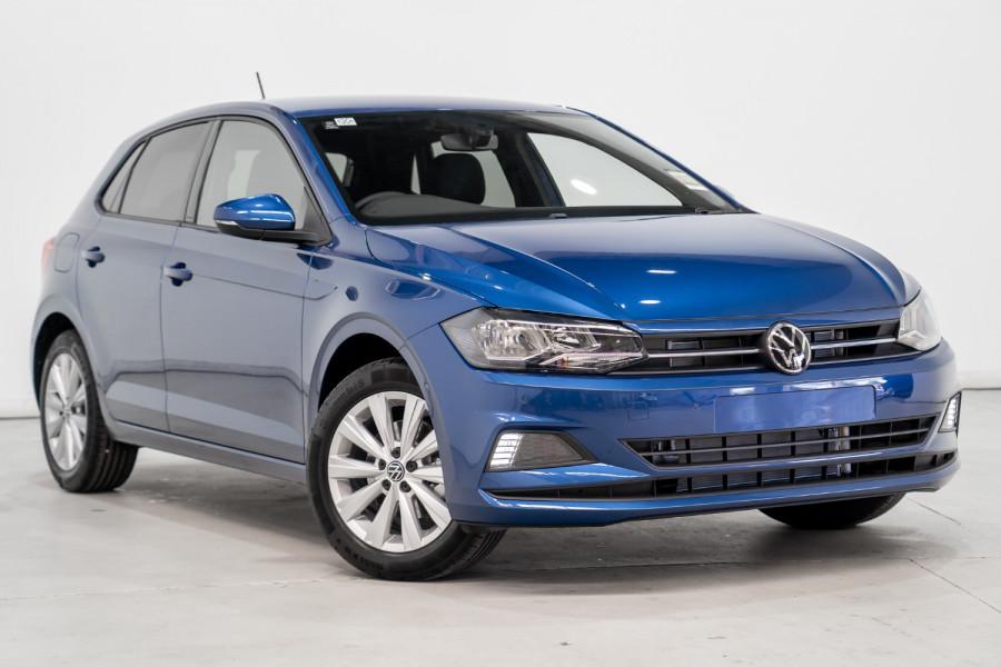 2021 Volkswagen Polo 85TSI Style 1.0L T/P 7Spd DSG Hatchback