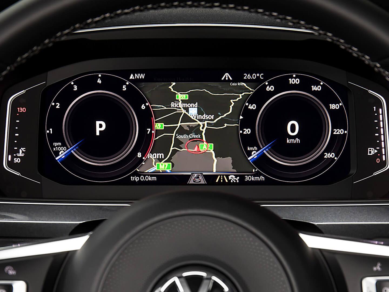 Instant information Digital Cockpit Image
