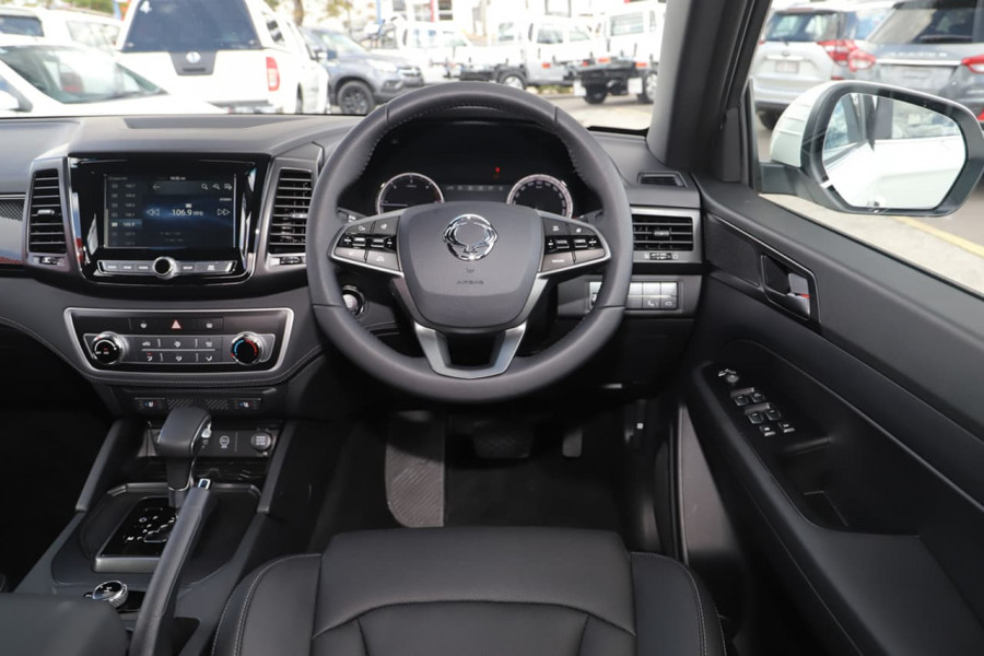 2021 MY20.5 SsangYong Musso Q200 Ultimate Utility Image 12
