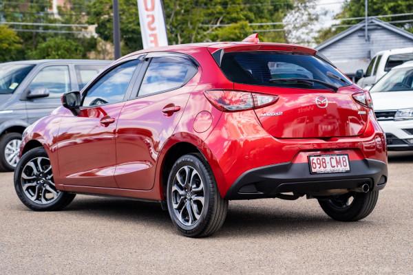 2017 Mazda 2 DJ2HA6 Genki Hatch Image 2