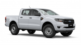 2020 Ford Ranger PX MkIII XL Hi-Rider Double Cab Ute