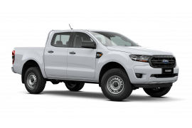 2020 MY21.25 Ford Ranger PX MkIII XL Hi-Rider Double Cab Utility Image 2
