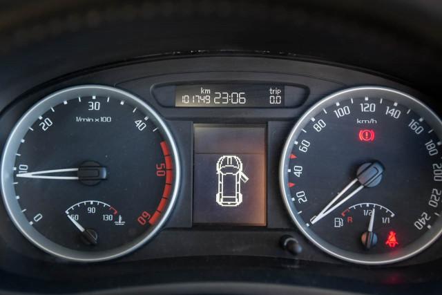 2008 Skoda Roomster 5J TDI Wagon Image 12