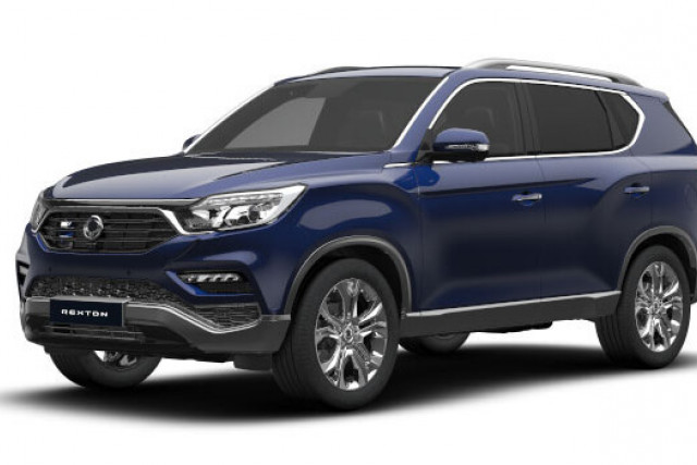 2020 SsangYong Rexton Ultimate