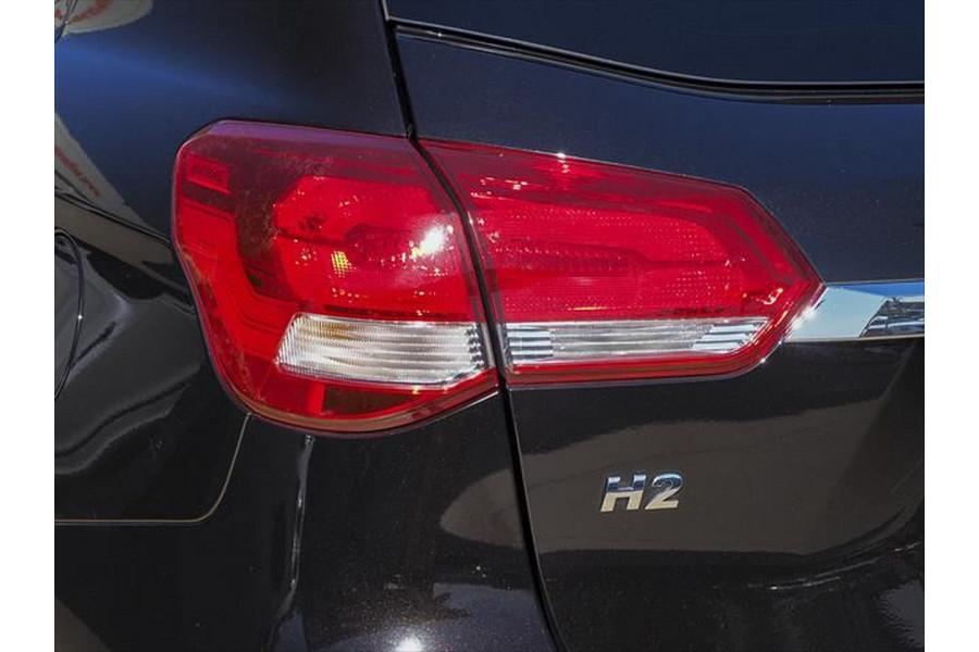 2021 Haval H2 (No Series) LUX Suv