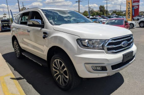 2018 MY19.00 Ford Everest UA II 2019.00MY TITANIUM Suv Image 4
