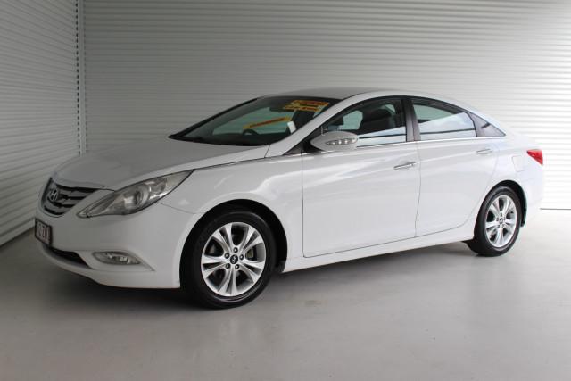 2010 MY11 Hyundai I45 YF MY11 ELITE Sedan