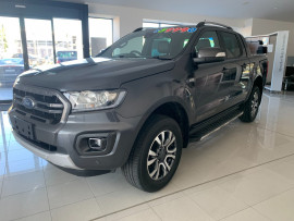 2019 Ford Ranger PX MkIII 2019.7 Wildtrak Utility Image 3