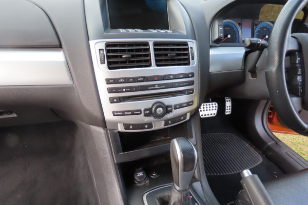 2046 Ford Xr6 FG XR6 Sedan Mobile Image 14