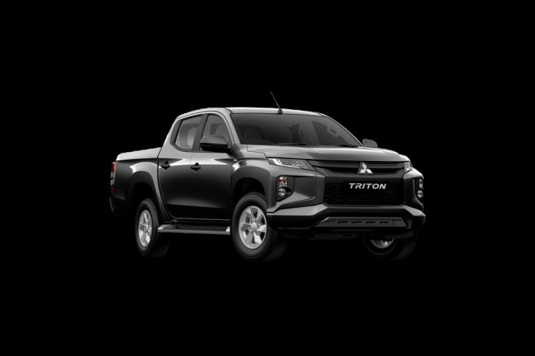 2021 Mitsubishi Triton MR GLX Plus Double Cab Pick Up 4WD Dual cab