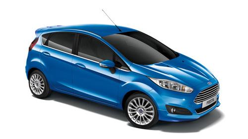 2017 MY16 Ford Fiesta WZ Sport Hatchback