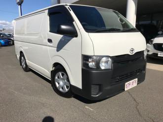 Toyota HiAce LWB Van KDH