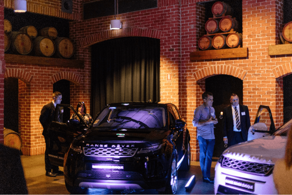 South Brisbane Land Rover launch the all-new Evoque