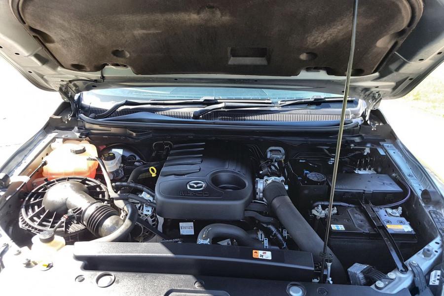 2016 Mazda BT-50 UR0YG1 XTR Dual cab