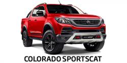 New HSV Colorado