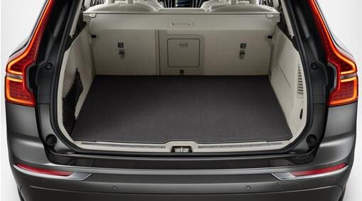 Reversible/folding textile load compartment mat
