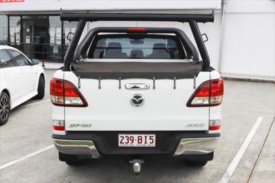2015 Mazda BT-50 UR XTR Utility Image 4