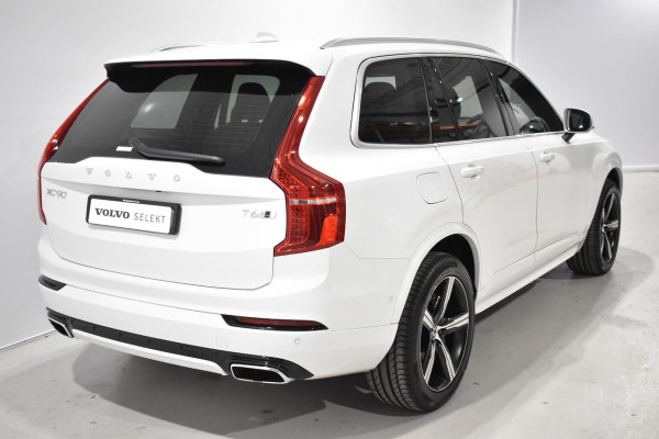 2019 Volvo XC90 (No Series) MY19 T6 R-Design Suv Image 4