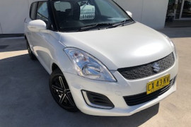 Suzuki Swift FZ MY15